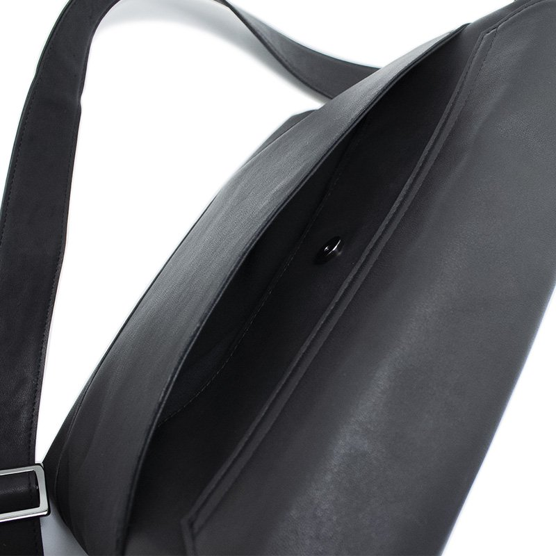 RANDY ホースレザー 本革メッセンジャーバッグ 日本製