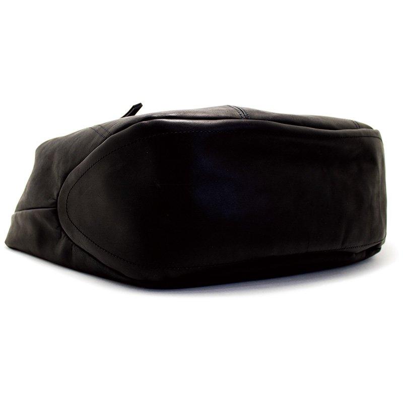 SWAN [BLACK] ベルギー産ホースレザー 本革ボディバッグ 日本製