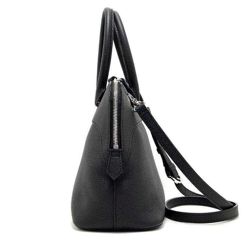 EMMY [BLACK] シュリンクレザー3WAYバッグ  日本製