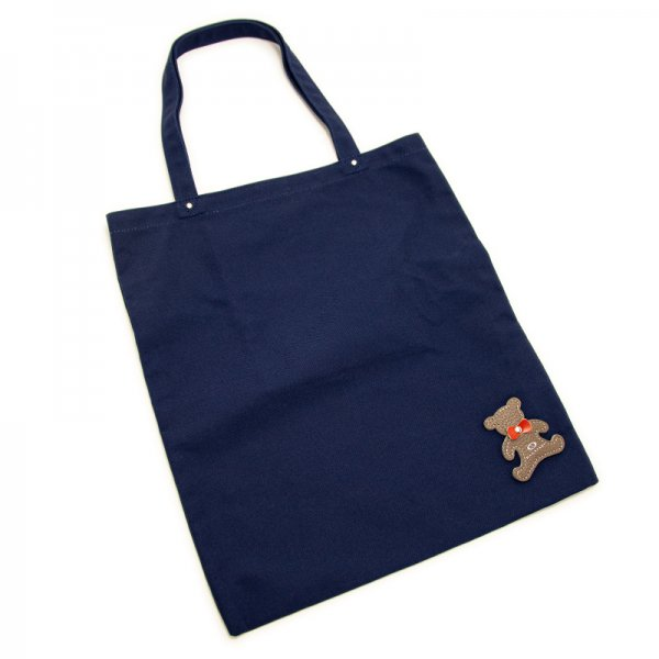 TOTE 03 [NAVY] キャンバス地(帆布) トート・エコバッグ