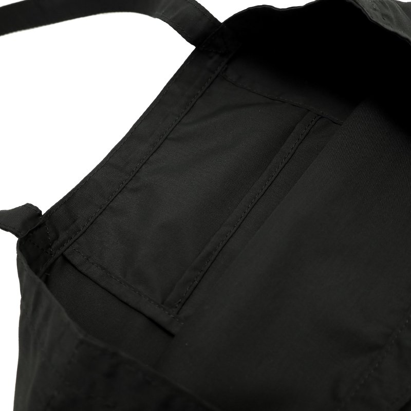 SUBBAG [BLACK]  抗菌・抗ウイルス生地 サブバッグ・トートバッグ・エコバッグ 日本製