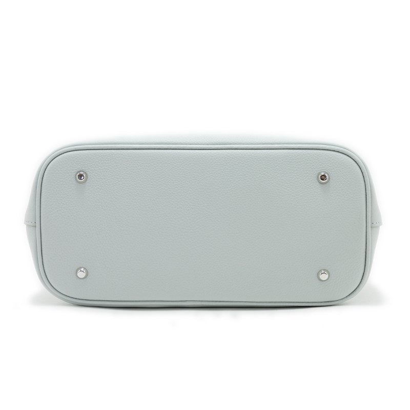 EMMY [CHELSEA GRAY 限定色] シュリンクレザー・エスポワール 本革2WAYショルダーバッグ 日本製
