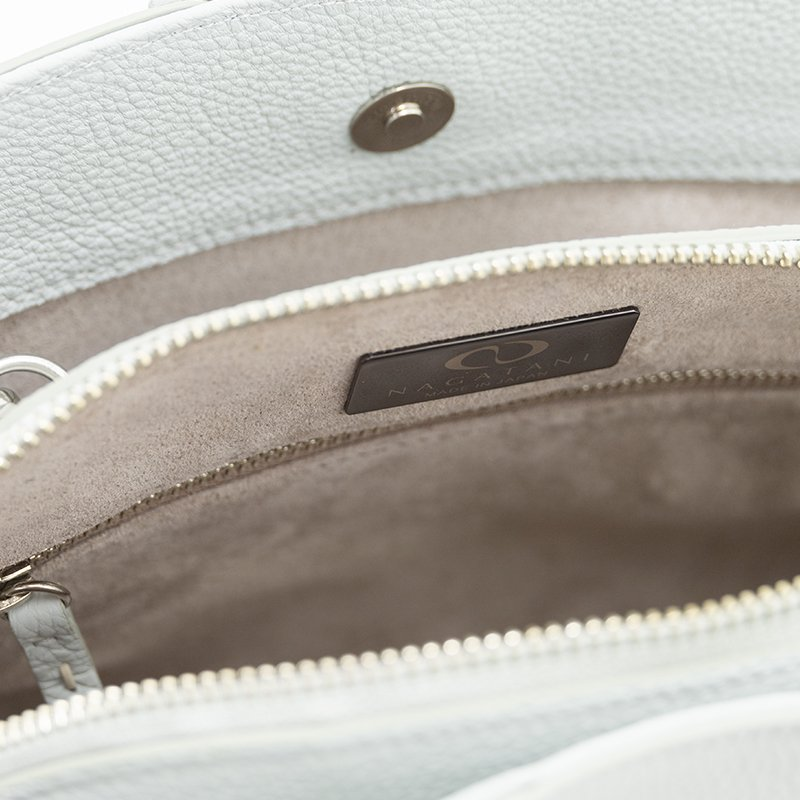 CLEMATIS [CHELSEA GRAY 限定色] シュリンクレザー・エスポワール 本革2WAYショルダーバッグ 日本製
