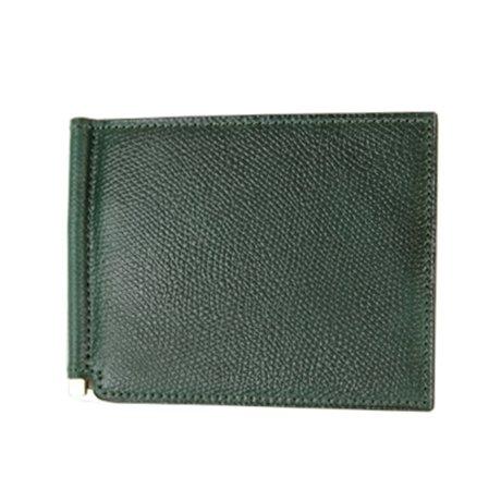 WSTO-04CV [GREEN] アメリカ産ホーウィン・コードバン 本革二つ折り財布