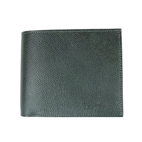 WSTO-05CV [GREEN] アメリカ産ホーウィン・コードバン 本革二つ折り財布
