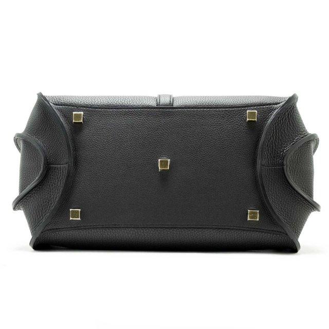 AMELIA [COLOR SELECT ORDER] シュリンクレザー・エスポワール 本革ハンドバッグ 日本製