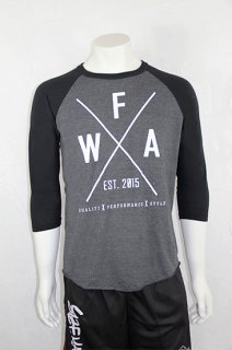 ROYAL ATHLETE AUTHORITY 【製品紹介】 Wholesale FIT Apparel ラグランTシャツ