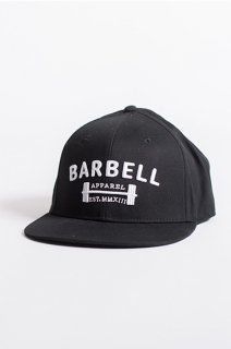Barbell Apparel キャップ