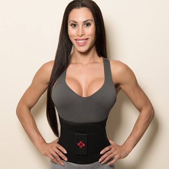 9395d47f0f8 WAIST TRAINER AND SHAPER BELT~IFBB PRO Romina BASS~ - ROYAL通販 ...