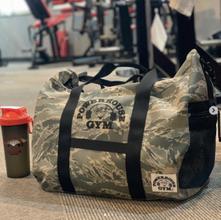 ROYAL ATHLETE AUTHORITY 【製品紹介】 POWERHOUSE GYM 2WAY BAG