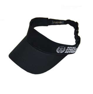 Royal crest visor