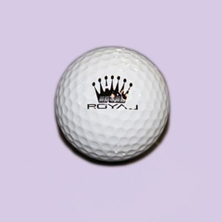 Royal athlete authority original distance golfball (3個入り)