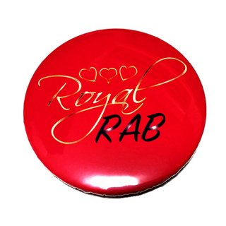 Royal rab 75mm badge