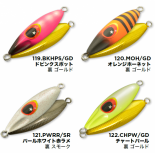 <img class='new_mark_img1' src='https://img.shop-pro.jp/img/new/icons29.gif' style='border:none;display:inline;margin:0px;padding:0px;width:auto;' />スロービーSLJ (スーパーライトジギング)