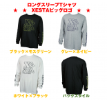 <img class='new_mark_img1' src='https://img.shop-pro.jp/img/new/icons33.gif' style='border:none;display:inline;margin:0px;padding:0px;width:auto;' />ロングスリーブTシャツ XESTAビッグロゴ