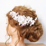 【アーティフィシャル】桜のヘッドドレスSライン2020