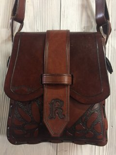 Craftsman Carving Shoulder bag受注品