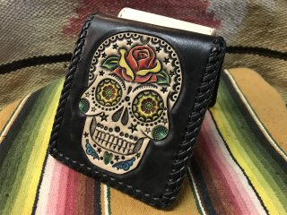 Old School Tattoo Design Wallet