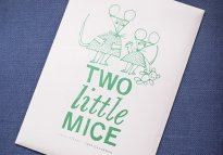 TWO little MICE/ 2020 yamyam KIKAKU