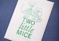 TWO little MICE/ 2020 yamyam KIKAKU