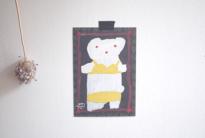 くまポストカード /MOGU TAKAHSHI