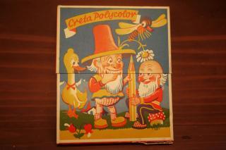 東欧で見つけた色鉛筆セット 妖精おじさん