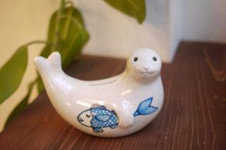 Seal Money Box(新品)