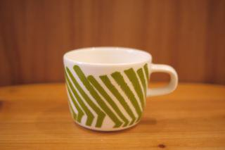 marimekko for Finnair Silkkikuikka Coffee Cups 2個セット(新品)