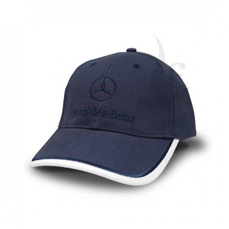 メルセデスベンツ Mercedes Benz Cap Basic Navy
