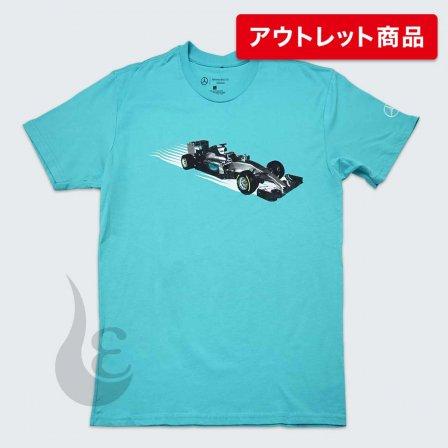 メルセデスベンツ Mercedes Benz MENS F1 Tシャツ【アウトレット】