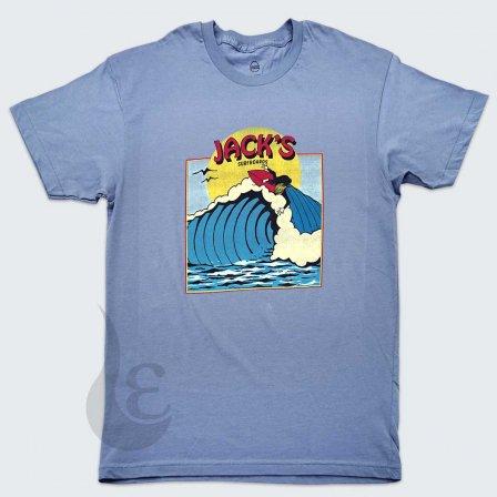JACK'S SURFBOARD ジャックスサーフボード Tシャツ/Lサイズ