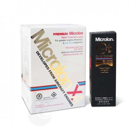 マイクロロン(Microlon) XA 16oz  & ガストリート -【セット買い】