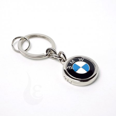 BMW ビーエムダブリュー Locket Key Ring キーホルダー