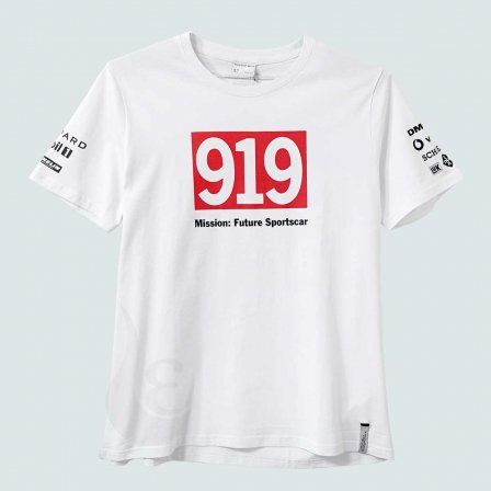 ポルシェ Porsche Raching 919 T-shirts 7960F/XLサイズ