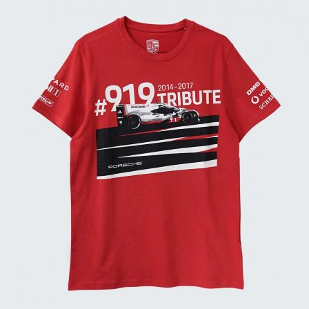 ポルシェ Porsche 919 TRIBUTE T-shirts/Lサイズ