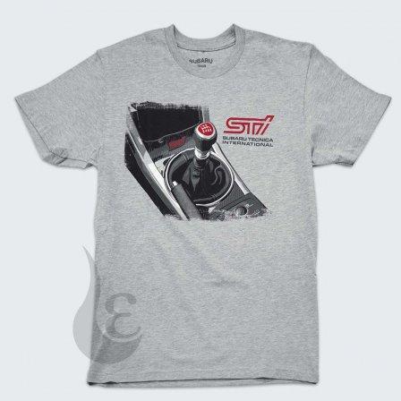 スバル SUBARU STI Shifter Tシャツ/Lサイズ