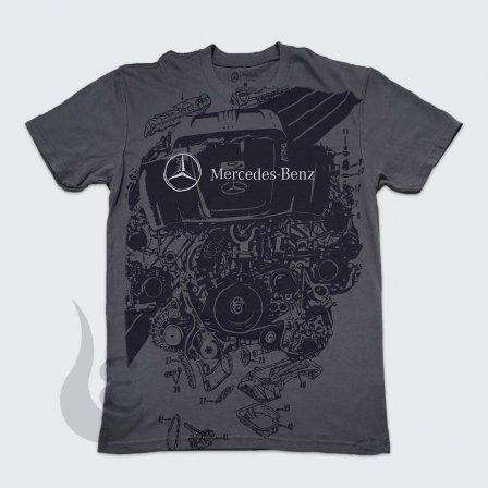 メルセデスベンツ Mercedes Benz MENS ENG Tシャツ/Lサイズ