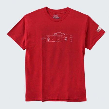 HUNZIKER フンツィカー Dino 206 Graphic Tシャツ/Lサイズ