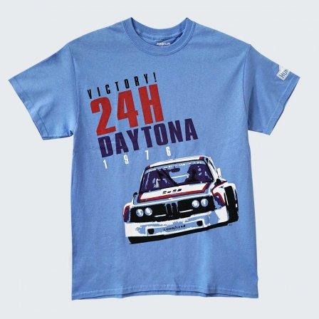 HUNZIKER フンツィカー 1976 Daytona Batmobile Tシャツ/Lサイズ
