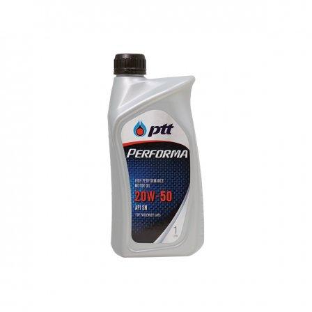 PTT オイル PERFORMA モーターオイル 20W-50   1L×10 ケース販売