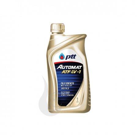 PTT ATオイル PTT AUTOMAT ATF LV-1 1L×10 セット販売