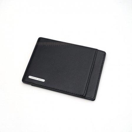ポルシェデザイン カードケース PORSCHE DESIGN CL2 2.0 CardH H6 BLK