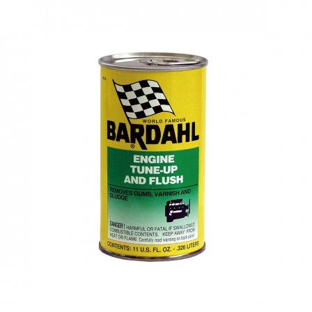 BARDAHL バーダル エンジン チューンナップ アンド フラッシュ 即効性洗浄 オイル添加剤 326ml