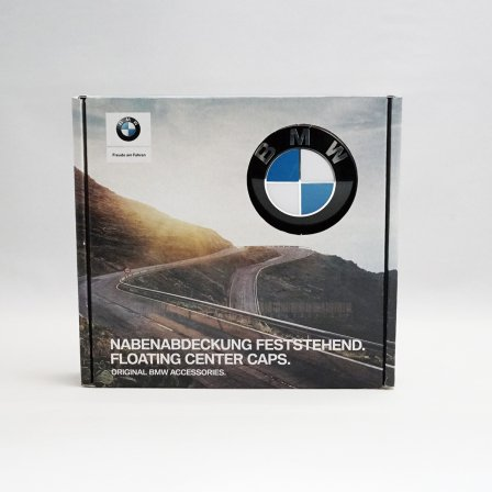 BMW ビーエムダブリュー フローティングキャップセット 65mm
