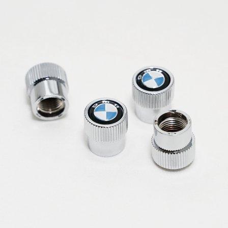 BMW ビーエムダブリュー ロゴ バルブキャップ