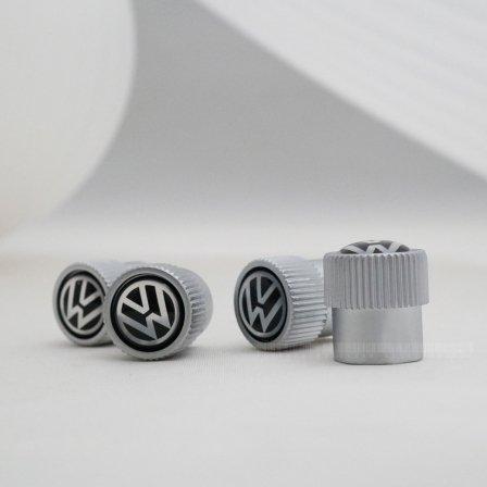 VW フォルクスワーゲン エアーバルブキャップス