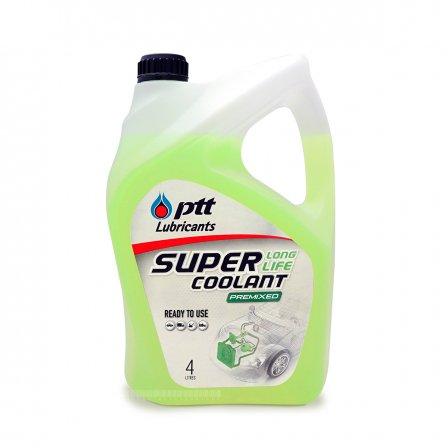 PTT オイル スーパーロングライフクーラント 4L×4本 ケース販売