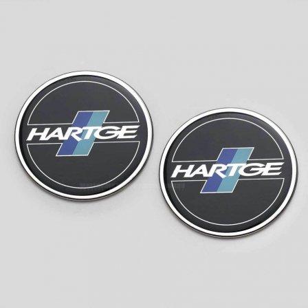 HARTGE エンブレム E39 2枚セット