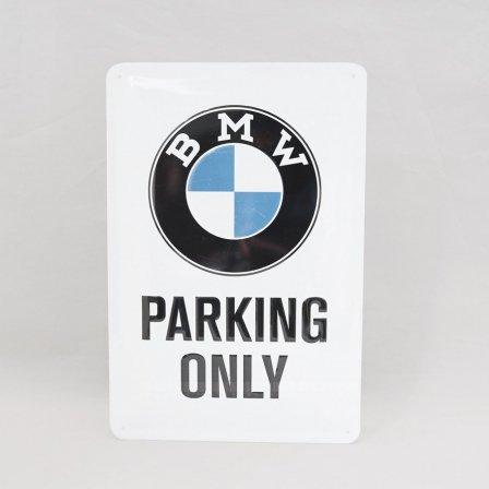 BMW ビーエムダブリュー パーキ ングプレート