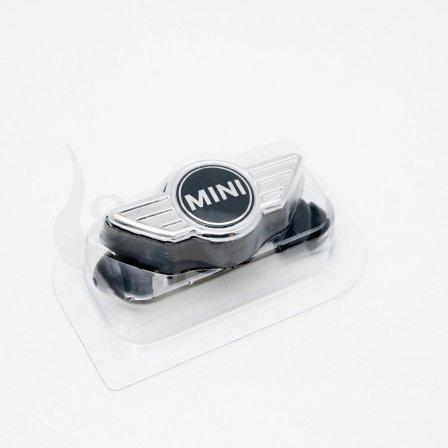 ミニ MINI カーフレッシュナー 芳香剤 BLACK ORANGE